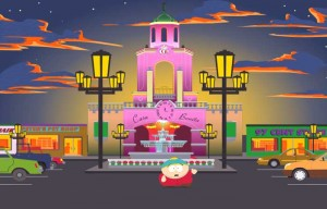 Cartman at Casa Bonita