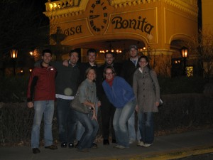 Group at Casa Bonita