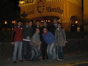 Group at Casa Bonita
