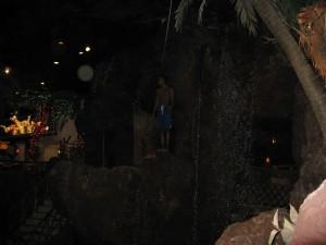 Casa Bonita Cliff Diver