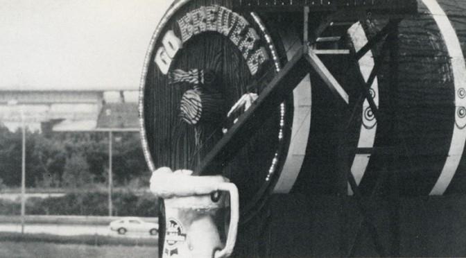 Bernie Brewer Slide 1978-83