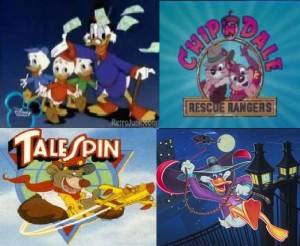 The Disney Afternoon: 1991 Lineup