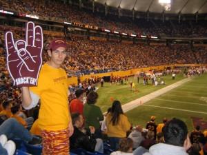 World's largest Minnesota Gopher fan